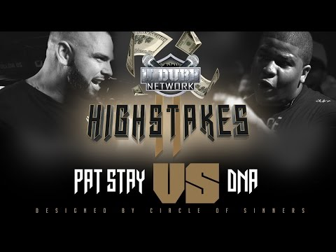 PAT STAY VS DNA UDUBB HS2 HIGHSTAKES 2