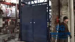 Шахтный подъёмник ЛИФТИНДУСТРИЯ(, 2015-05-12T07:23:06.000Z)