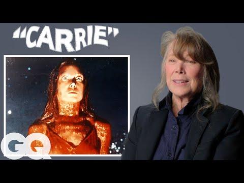 Sissy Spacek Breaks Down Her Most Iconic Characters   GQ