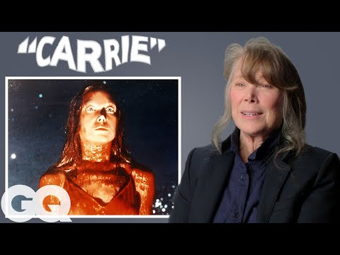 Sissy Spacek Breaks Down Her Most Iconic Characters  GQ