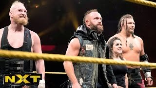 Eric Young lässt SAnitY auf NXT los: WWE NXT, 12. Oktober 2016