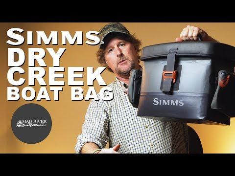 Simms Dry Creek Boat Bag: Review