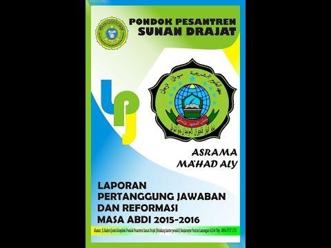 LPJ 2016 Asrama Ma'had Aly