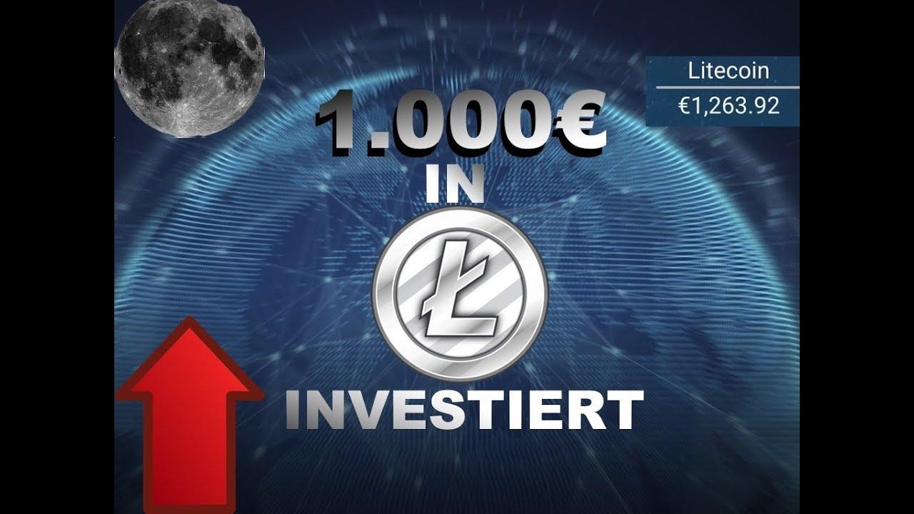 Wird Litecoin jemals 1000 erreichen?