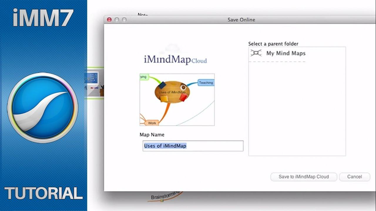 imindmap cloud sharing imindmap 7 - Imindmap Cloud