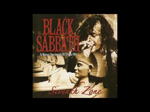 Black Sabbath - Seventh Zone (Leicester 27/05/1986)