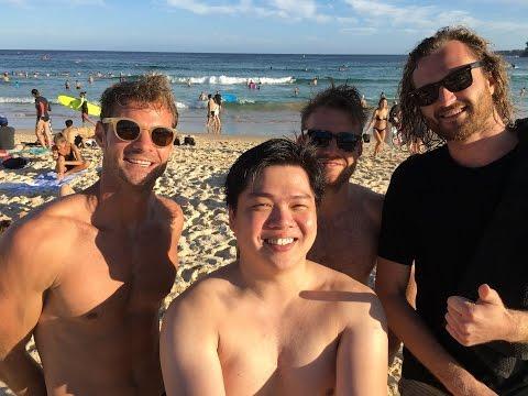 SYDNEY, AUSTRALIA 2017 🇦🇺 MY FIRST SOLO TRIP OVERSEAS