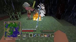 So erstellen Sie eine Blaue Creeper im Survival-Modus n Minecraft