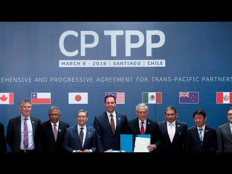 The Trans-Pacific Partnership Carries On Without U.S.