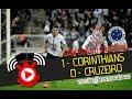 Gols | Corinthians 1x0 Cruzeiro - Campeonato Brasileiro 14/06/2017
