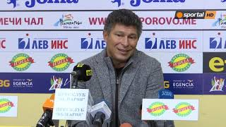 Красимир Балъков: Още догодина трябва да въведем ВАР