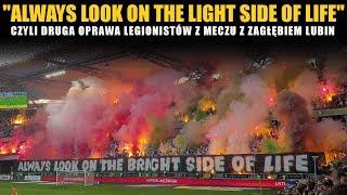 DRUGA OPRAWA LEGIONISTÓW: Legia Warszawa - Zagłębie Lubin 19.05.2019