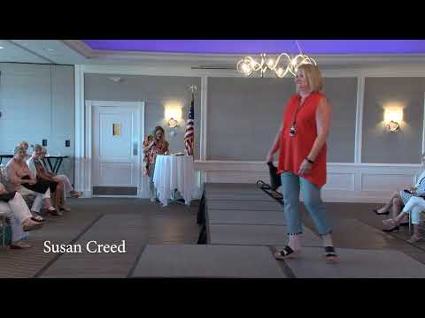 Women's Club Fashion Show 2021