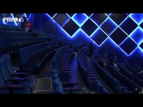 """Открытие кинозала IMAX в кинотеатре """"Океан"""" во Владивостоке"""