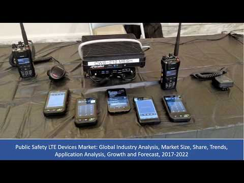 Public Safety LTE Devices Market Analysis,  Share, Trends, Growth and Forecast, 2017 To 2022