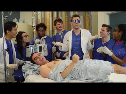 "CAN'T STOP THE HEALING! (DukeMed Parody of ""CAN'T STOP THE FEELING!"" by Justin Timberlake)"