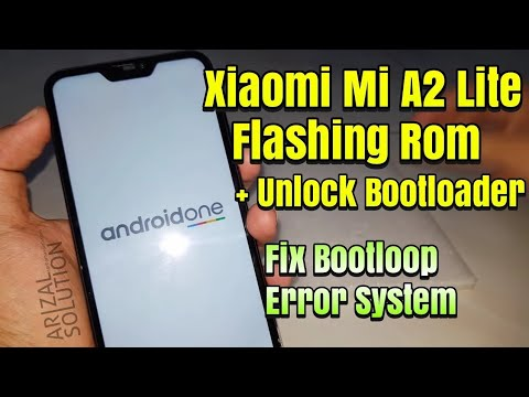 flashing-/-install-rom-xiaomi-mi-a2-lite-android-one-oreo-8.1-sekaligus-ubl-unlock-bootloader