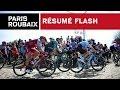 Résumé Flash Paris Roubaix 2018 mp3