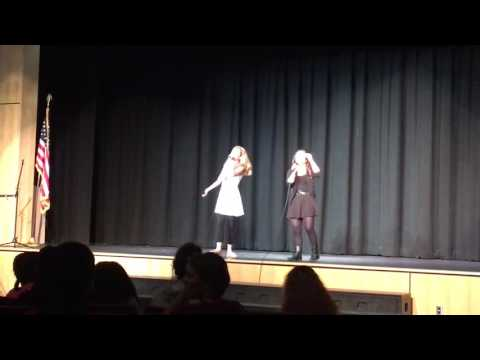 Give It Up - Victorious (performed by Katelan and Abby)