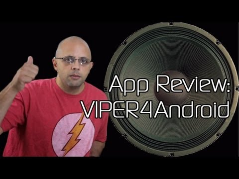 Get The Sound You Deserve With ViPER4Android -- Android App Review