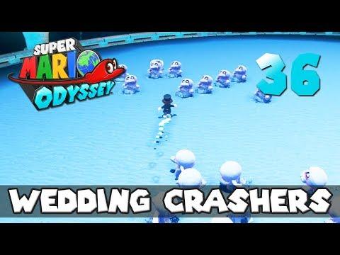 [36] Wedding Crashers (Let's Play Super Mario Odyssey w/ GaLm)