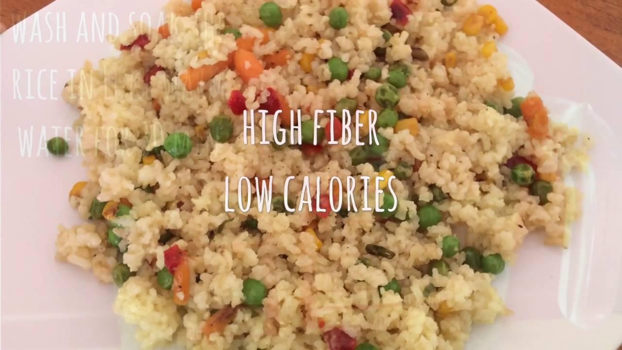 Low Fat Low Calorie High Fiber Foods