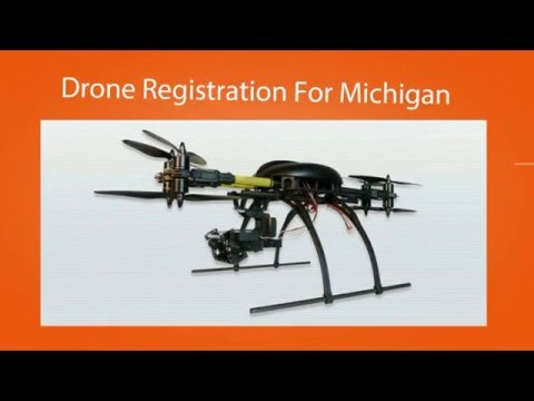 Drone registration Michigan