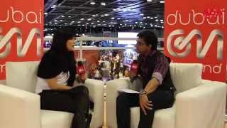 Comic Con Dubai 2015 - Kelly Hu talks to Faraz Javed