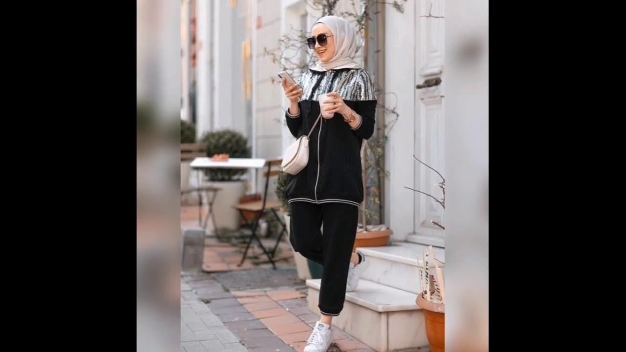 [VIDEO] - تنسيق ملابس محجبات لخريف و شتاء 20192020 🌸 Early Autumn Hijab Lookbook 1