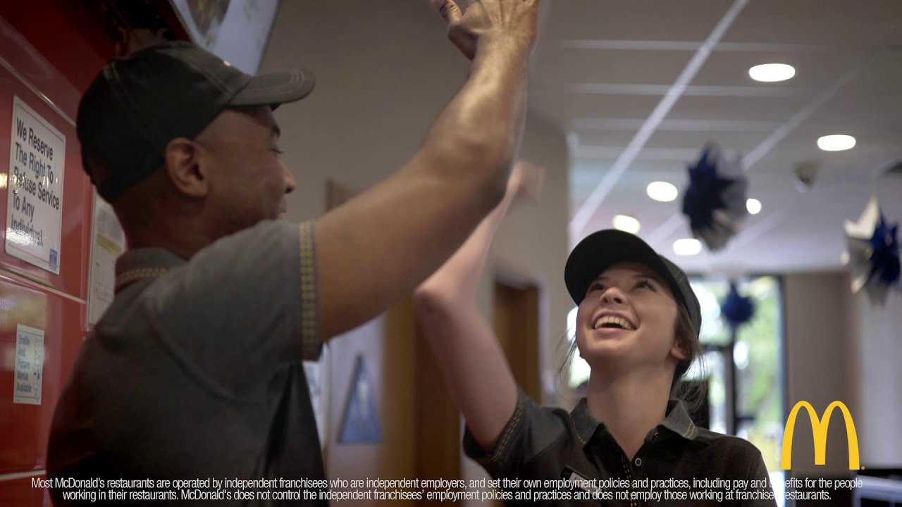 Meet Our People: Staff & Management | McDonald's