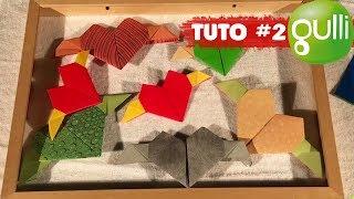 Les Tutos de Gulli - Fête des pères I L'origami