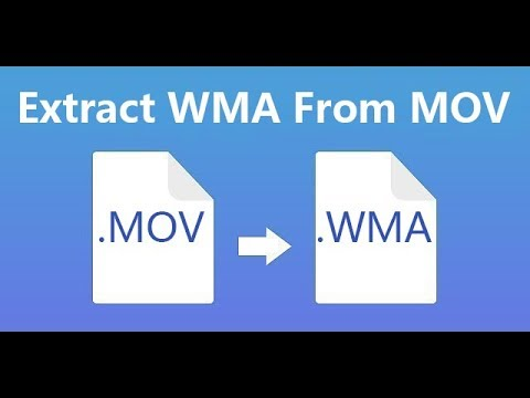 The Best  QuickTime MOV To WMA Converter To Exact WMA From MOV Easily