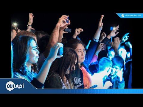 مهرجان موسيقى في أوزبكستان مشحون برسائل بيئية  - 14:55-2018 / 9 / 17