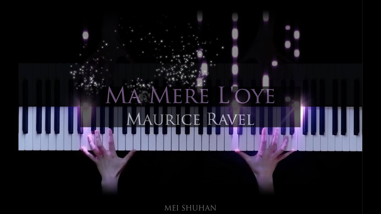 Piano Ma Mere L Oye Maurice Ravel Tales From The Loop Ep 6 Youtube