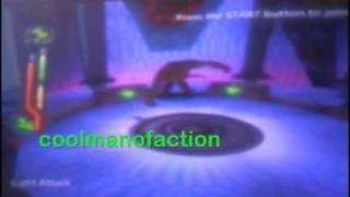Ben 10 Alien Force The Game: Highbreed Level Gameplay