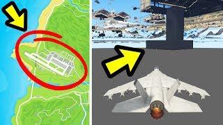What's Hiding under Fort Zancudo?