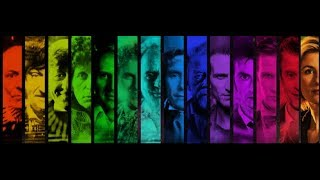 Doctor Who | The Doctor Tribute | 1963 - 2017 (Hartnell to Whittaker)