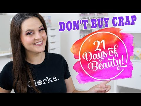 Ulta 21 Days of Beauty 2019 - What to Buy and What NOT To Buy! thumbnail