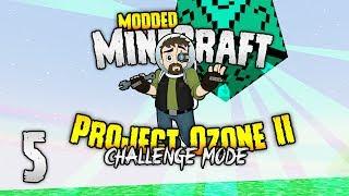 Minecraft: Project Ozone 2 | NUKE ME! 💥 | #5
