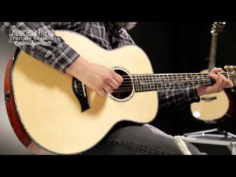 Taylor PS16e Grand Symphony ES2 Acoustic-Electric Guitar Natural
