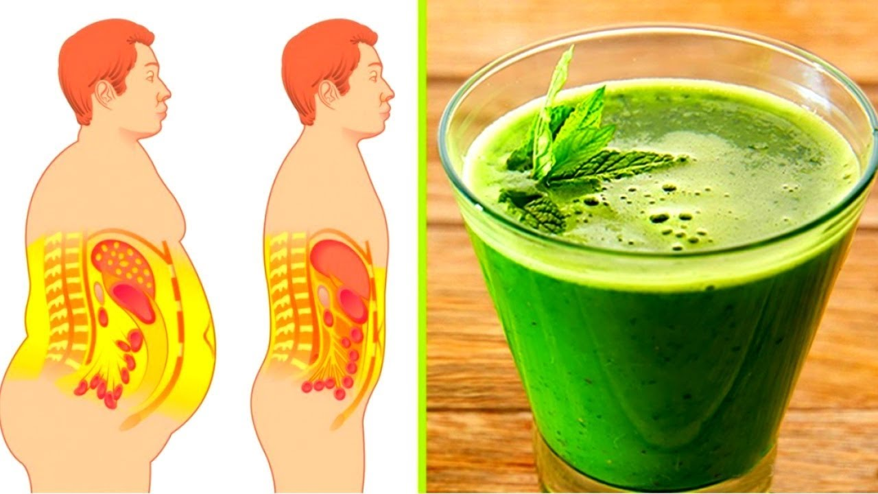 Productos naturales para quemar grasa abdominal