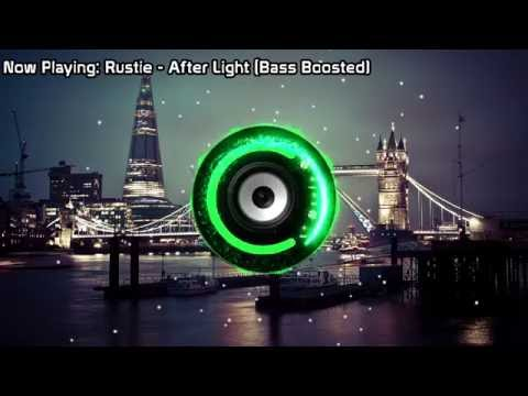 Rustie - After Light (Bass Boosted)