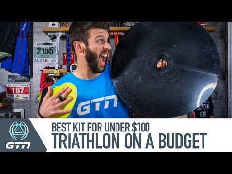 Best Triathlon Kit For Under $100 | Training And Racing On A Budget
