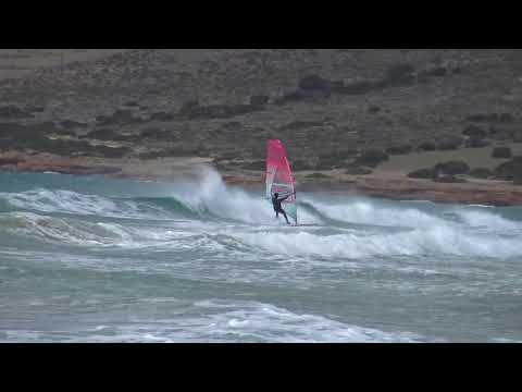 Agiassos Side Off Naxos Windsurf 2017