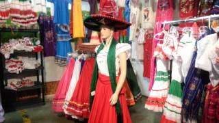 Trajes típicos mexicanos en  raleigh nc