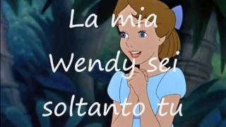 Dear Jack  |  Wendy- Testo