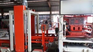 Vibro Compacting Type Bricks & Blocks Making Machine