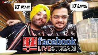 DJs In Conversation | DJ Ravish & DJ Mani Assam | Facebook Live Chat
