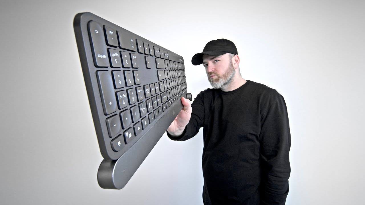 This Keyboard will make you Spin…