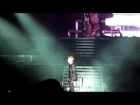 Justin Bieber - Thinkin Bout You - MSG 11/28